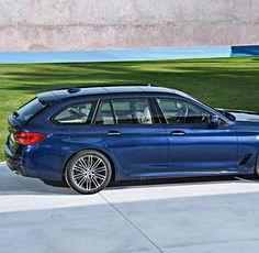 2017 BMW 5er Touring