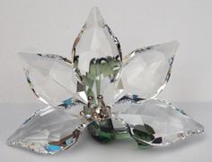 SWAROVSKI SILVER CRYSTAL FLOWER ORCHID SCS RENEWAL / JOINING GIFT RETIRED BOXED | eBay