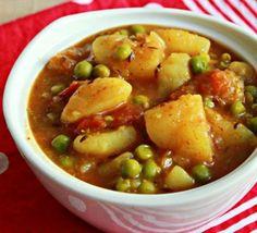 Простое описание, как приготовить овощное рагу в мультиварке – китайский рецепт из картофеля, лука и зеленого горошка