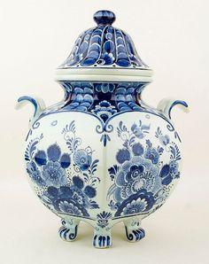 Vintage  Delft Blue - #Delft #Blue #design