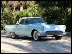 1957 Ford Thunderbird Convertible 312 CI, Automatic