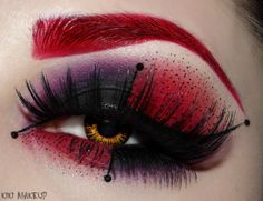 Kiki Makeup does Harley Quinn very sexily