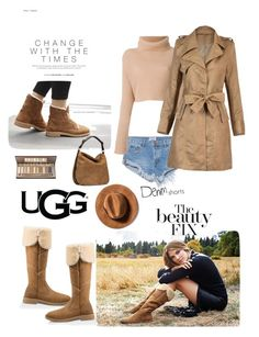 """""""Welcome September"""" by polyyvor ❤ liked on Polyvore featuring UGG, Olsen, UGG Australia, One Teaspoon and ugg"""