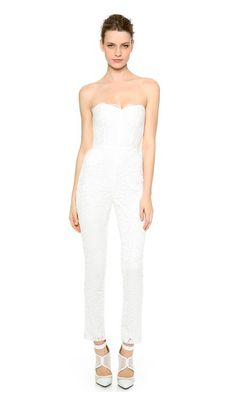395421c79a89 14 bridal jumpsuits for the alternative bride