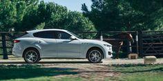Levante. The Maserati of SUVs