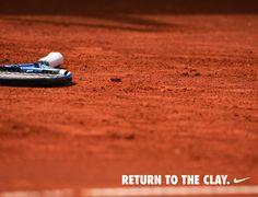 Nike Tennis 2014 -- Clay Season -- The next chapter begins.