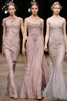 georges hobeika. textured gowns. 3.