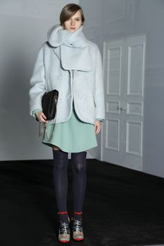 Carven Pre-Fall 2013 - Slideshow - Runway, Fashion Week, Reviews and Slideshows - WWD.com