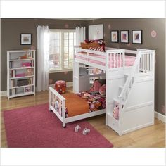 Bunk beds for Brooke's room...