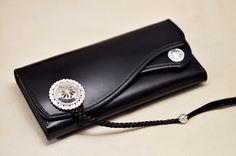 Taro Washimi - Saddle Leather - Long Wallet
