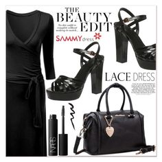 """""""beauty Face"""" by lucky-1990 ❤ liked on Polyvore featuring NARS Cosmetics"""