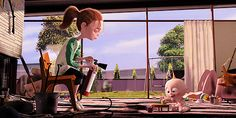 The confirmation of 'Incredibles has generated fan theories across the Internet. The latest idea hints at Dash and Jack-Jack's team up versus the family. Jack Jack Attack, Jack And Jack, Pixar Shorts, Disney Pixar, Disney Characters, Tenth Anniversary, 2 Movie, In A Nutshell, 90s Kids