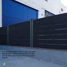 vallado de madera sintetica exterior sin httpneoture