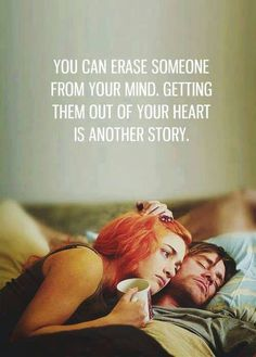 Eternal Sunshine of the Spotless Mind by  Michel Gondry