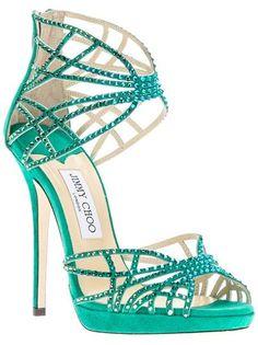 Jimmy Choo 'Diva' Sandal - Smets - farfetch.com