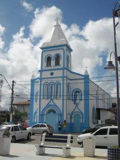 Igreja de N. Sra. da Conceição_Conceição do Jacuípe_Brasil