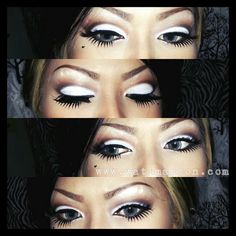 Heart.Fist.Soul.Mind.: HOW TO: Cut Crease Eyeshadow ♥