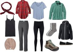 Packing list for your camping adventure!
