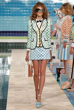 Thom Browne Spring 2017 Ready-to-Wear Fashion Show