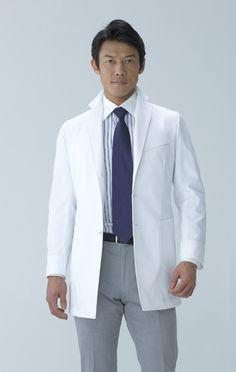 メンズ白衣:ノーフォークショートコート   クラシコ My Love, Coat, Jackets, Products, Fashion, Down Jackets, Sewing Coat, Moda, La Mode