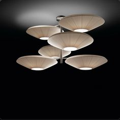 Name: SIAM - 06  Design: Joana Bover / 2010  Typology: Celiling lamp  Environment: Indoor