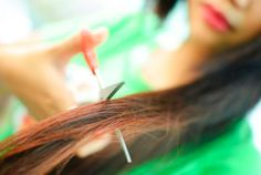 natural ways to heal split ends