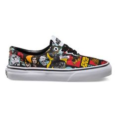 377fb266e9e51b In Nerd Heaven With Vans New Star Wars Collection - Kids Shoes