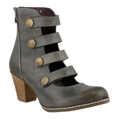 Women's L'Artiste by Spring Step Anchor Bootie