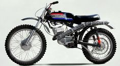 Dusty Jewels. A 70″s Off-Road Motorcycle Exhibition at Cyril Huze ...