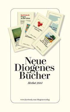 Neue Diogenes Bücher Herbst 2014