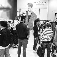 work in progress by Phil Petter - Premium Brands, Austria, Knitwear, Menswear, Journey, Street Style, Mens Fashion, Lifestyle, Couple Photos