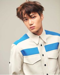 K-Pop boy groups continually gain new fans all over the world. So let us look at the top 10 most handsome, hottest, prettiest, adorable, popular and simply unforgettable K-Pop male idols! Exo Kai, Chanyeol Baekhyun, Exo Korean, Korean Boy, Kaisoo, Chanbaek, Top K Pop, Kim Jong Dae, Hottest Guy Ever