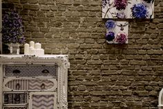 Faux Brickwork Wall Panels for Interiors Faux Brick Wall Panels, Brick Wall Paneling, Brickwork, Interior And Exterior, Smoke, Texture, Antiques, Frame, Inspiration