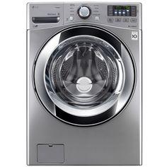 LG Appliances4.3 Cu. Ft. Front Load SteamWasher™