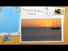 Tenerife Great Time-Lapses 2015
