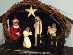 Nativity elf