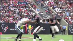 NFL Fight – Andre Johnson vs. Cortland Finnegan