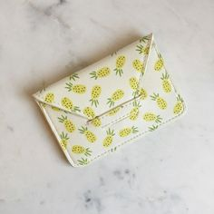 Urban Outfitters Pineapple Print Card Wallet Pineapple Print Card Wallet * Brand new with tags * Purchased from Urban Outfitters  ❌ No trades! Feel free to ask any questions! Urban Outfitters Bags Wallets