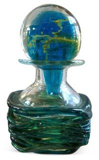 Art Glass Perfume Decanter