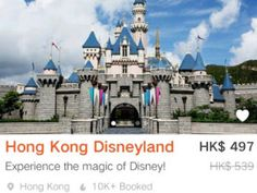 Enjoy up to Off Klook Attraction Tickets using verified Klook promo codes & coupons. Book your awesome travel adventures at unbeatable prices now! Attraction Tickets, Hong Kong Disneyland, Adventure Travel, Coupons, Coding, Mansions, Books, Libros, Manor Houses