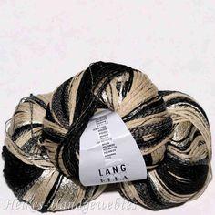 Ella Sand-Schwarz von Lang Yarns Crochet Stitches, Knit Crochet, Charms, Lang Yarns, Clothing Patterns, Napkin Rings, Rings For Men, Wedding Rings, Engagement Rings