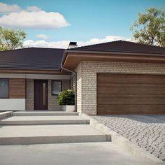 4 Bedroom House Plans, Bungalow House Plans, New House Plans, House Plan With Loft, Model House Plan, House Layout Plans, House Layouts, Backyard Patio Designs, Pergola Patio