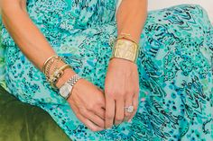 What the Lilly Pulitzer Team Wears to Work (Color! Prints!) - Rackedclockmenumore-arrow : Welcome to Working It, where Racked follows street style into the office.