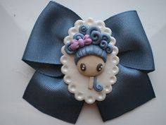 broche fimo | Elena GARCIA | Flickr
