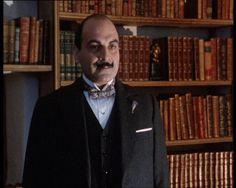 Mais Oui Agatha Christie's Poirot!