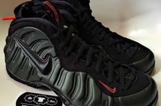 570d35bce6d Nike Air Foamposite Pro Sequoia Releasing Next Week The Nike Air Foamposite  Pro Sequoia is a