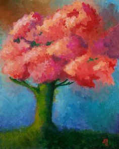 """The Burning Tree"" - J. Travis Duncan #jtravisduncan #panoplei"