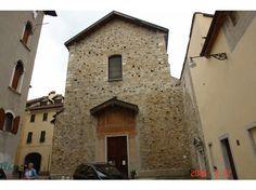 Chiesa di San Pietro Seminario Gregoriano Belluno Dolomiti Veneto Italia