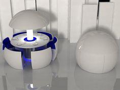 furniture futuristic
