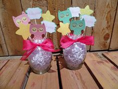 Owl Baby Shower Decorations Alexis Baby Shower Pinterest Owl